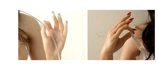 Skeleton for Hands